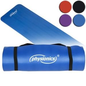 Pilates Yogamatte Gymnastikmatte 180 x 60 x 0,5 cm in verschiedenen Farben